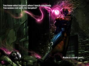 geekquality.comRogue & Gambit (X-Men: The