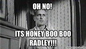 honey boo boo radley