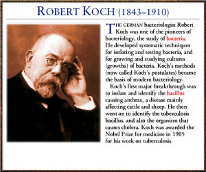 Go Back > Gallery For > Robert Koch Quotes
