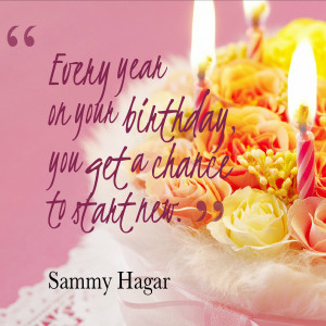 ... Birthday quotes, sayings and birthday wishes for your special day