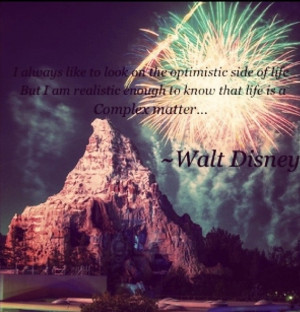An awesome Walt Disney Quote!