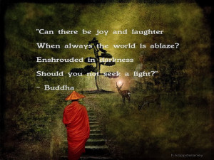 Buddhism Inspirational Wishes Quotes Posters