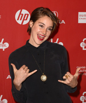 Shailene Woodley's Environment and Lifestyle Quotes