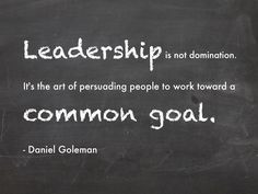 Quote by Daniel Goleman from his latest book Leadership: The Power of ...
