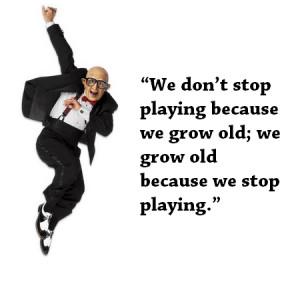 George Bernard Shaw: On getting old