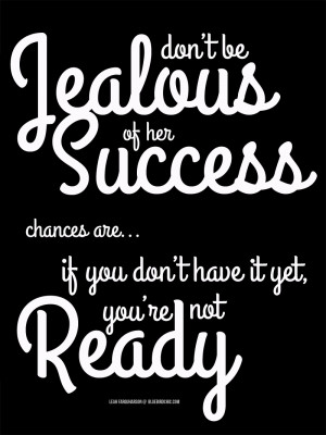 ll admit it i ve had my moments of jealousy but the more i grow the ...