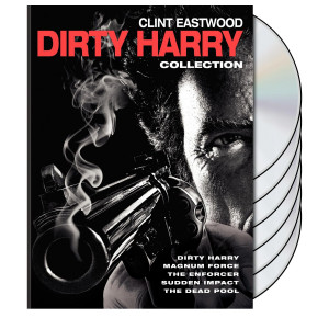 Dirty Harry / Magnum Force / The Enforcer / Sudden Impact / The Dead ...