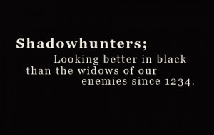 Jace Herondale Quotes Also i know it's kind of