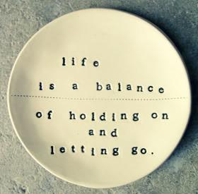 Balance Quotes & Sayings