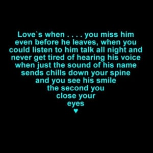 Published June 8, 2014 at 500 × 500 in The Sweetest Love Quotes Ever
