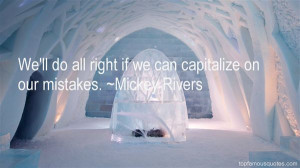 Mickey Rivers Quotes Pictures