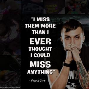 frank iero funny quotes source http imgarcade com 1 frank iero cherry ...