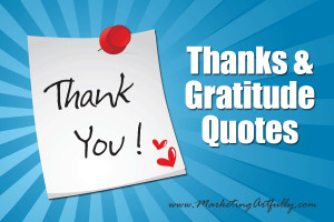 love quotes and ones about thanks and gratitude quotes are some of ...