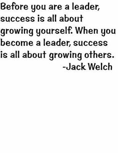 and Author Jack Welch Inspirational and Motivational Graphic Art Quote ...