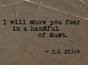 Eliot Quotes (Images)