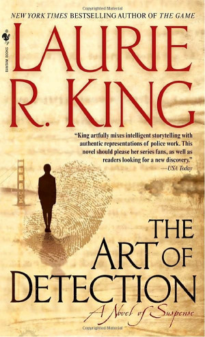 The Art of Detection: Laurie R. King