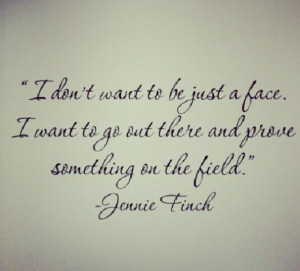 Quotes By Jennie Finch Softball