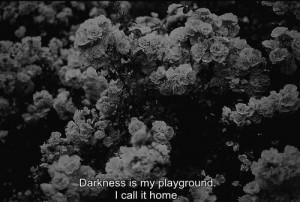 sad quotes hipster Home black dark playground darkness