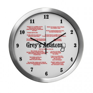 Anatomy Clocks, Anatomy Wall Clocks, Modern & Large Clocks - CafePress
