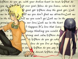 Hinata y Naruto - esta imagen me gusta mucho no se por ke pero me ...