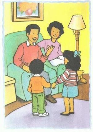Obey Your Parents Ephesians 6:1-3