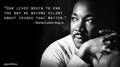 Martin Luther King Jr. I Have A Dream Speech Quote