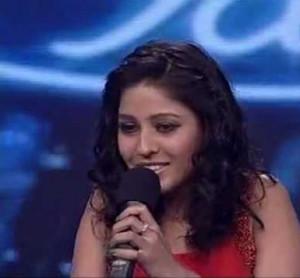 Sunidhi Chauhan Indian Idol