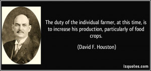 Old Farmer's Quotes http://izquotes.com/quote/88094