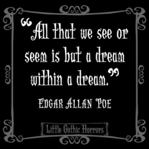 "a short overview of the life of edgar allan poe Commentary and archival information about edgar allan poe from the  ""red-eye to havre de grace"" finds edgar allan poe near the end of his life, short of ."