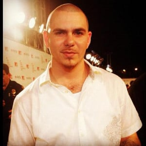 Pitbull ☆ - pitbull-rapper Photo