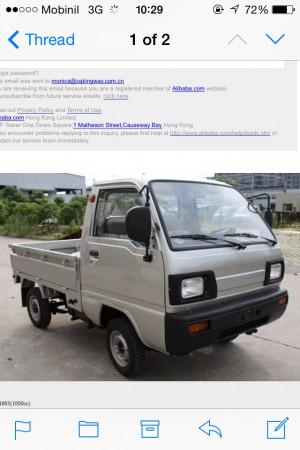suzuki carry mini trucks , mini-van old shape