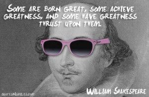 40 Favorite William Shakespeare Quotes