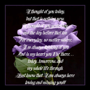 Loving and Missing You Short Love Poems For Him From The Heart