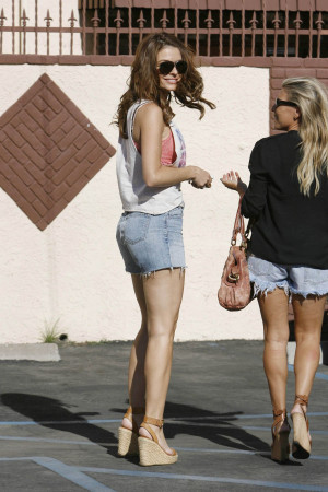 Maria Menounos Shorts