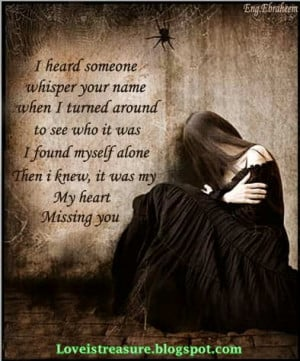 missing you quotes missing you quotes missing you quotes missing you ...