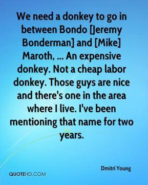 Donkey Quotes