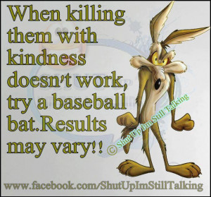 ... Results may vary // Shut Up I'm Still Talking #quotes #funny #giggles