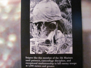 Marine Sniper Quotes Marine corps snipers in