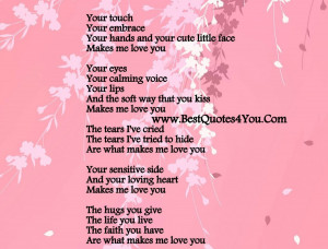 15 I Love You Poems and Quotes for Your Boyfriend