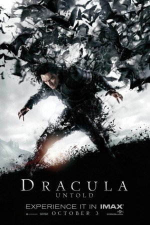 Dracula Untold' TV Spot 2, New Poster: Luke Evans Transforms Into A ...