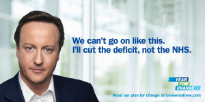 Meet Dave, the 'airbrushed' poster boy: Tories launch £500,000 pre ...
