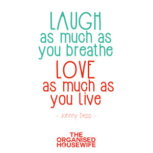 November 2014 Daily Inspiration Quotes