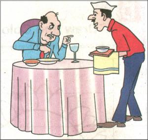 Funny Restaurant Jokes Funny waiter jokes in