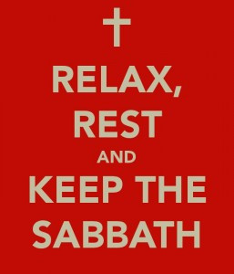 Post on Sabbath