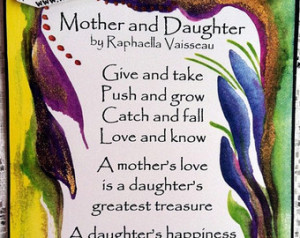 Mother Daughter Quotes (28)