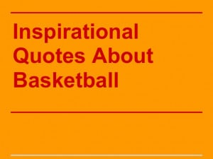 Basketball Team Inspirational Quotes Image Search Results Picture