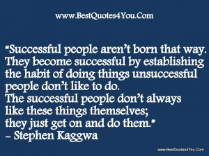 Successful People quote #2