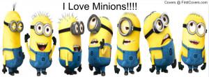 Minions Profile Facebook Covers