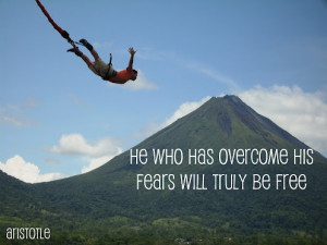 Overcoming Fear Quotes Bible Fear quotes