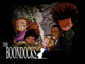 The Boondocks Wallpaper